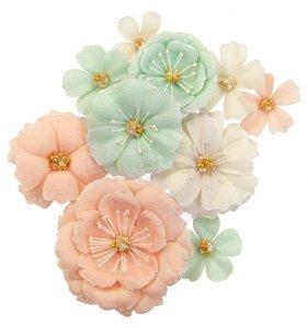 Flores Apricot Honey Blush & Mint