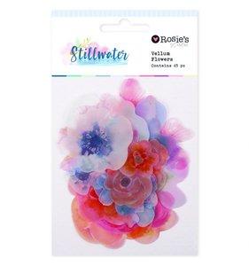 Flores de vellum Stillwater