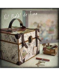 Kit Caja Baúl diseño de Tina Gómez