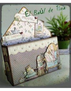 Kit Caja Sobre de Tina Gómez