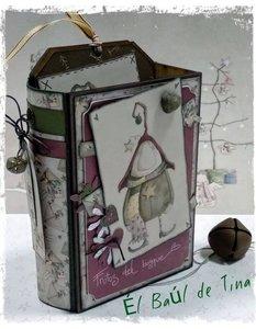 Kit Caja Libro Circo de Tina Gómez