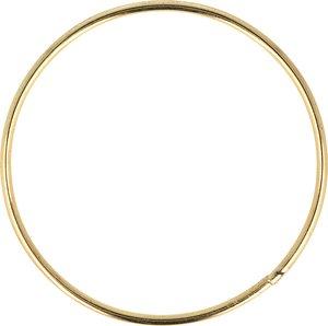 Aro metal dorado 15 cm col. Nos Casamos de Artemio