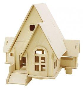 Kit para construcción de casa 3D modelo A