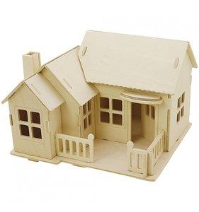 Kit para construcción de casa 3D modelo B