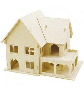 Kit para construcción de casa 3D modelo C