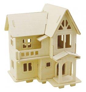 Kit para construcción de casa 3D modelo D