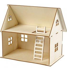 Kit para construcción de casa de muñecas