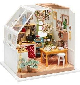 Kit habitación en miniatura Cocina