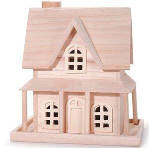 Casa de madera modelo 1