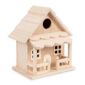 Casa de madera modelo 3