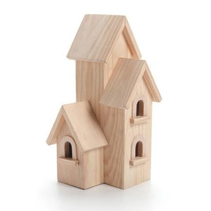 Casa de madera modelo 4