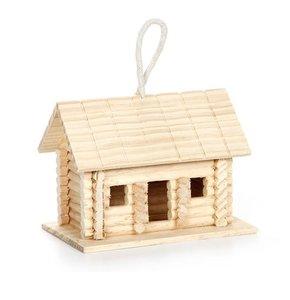 Casa de madera modelo 9