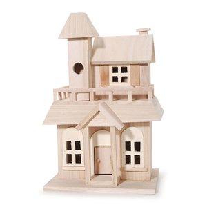 Casa de madera Modelo 18