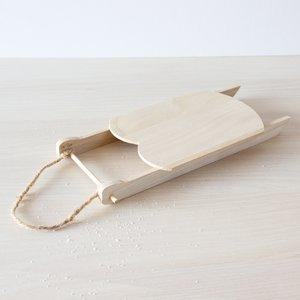 Trineo de madera 2