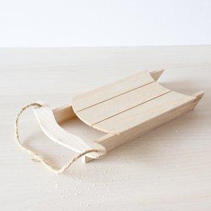 Trineo de madera 3