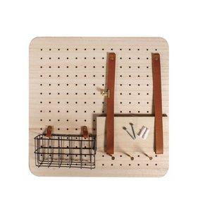 Starter Set Pin & Peg Wood Board