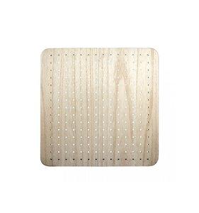 Tablero Pin & Peg Wood Board