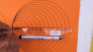 Rolling Ruler Artemio de 30 cm