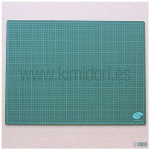 Base de corte autocicatrizante 60x45 cm verde Artist