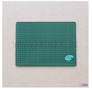 Base de corte  autocicatrizante Premium 30x22 cm verde Artist
