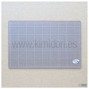 Base de corte autocicatrizante Premium 45x30 cm transparente Artist