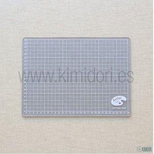 Base de corte autocicatrizante Premium 30x22 cm transparente Artist