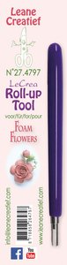 Foam Flowers Roll-Up Tool