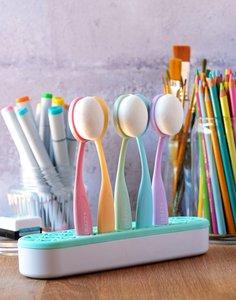 Taylored Expressions Blender Brushes Pastel 5 pcs