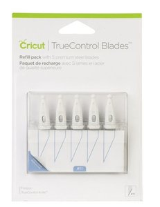 Cuchillas de repuesto para Cricut Cúter TrueControl