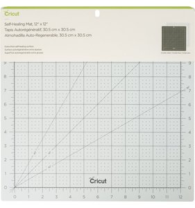 "Cricut Base de corte autocicatrizante 12"" x 12"""