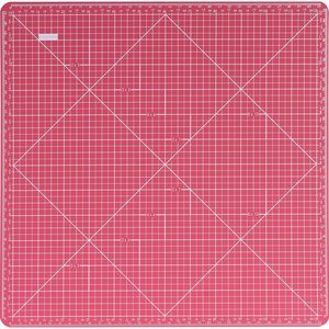 Base de corte rosa Artis Decor 33x33 cm