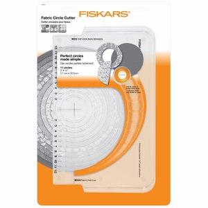 """Cortadora de círculos para tela Fiskars hasta 12"""" / 30,5 cm"""