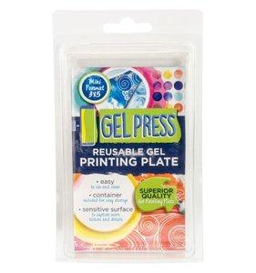 """Gel Printing Plate 3 x 5"""""""