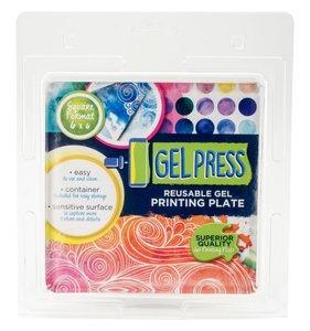 """Gel Printing Plate 6 x 6"""""""