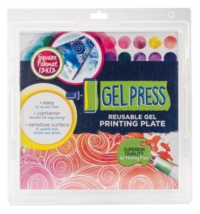 """Gel Printing Plate 12 x 12"""""""
