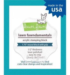 "Base para estampar Lawn Fawn 1,75"" / 4,5 cm"