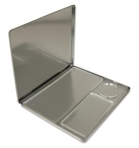 Caja de metal para almacenar tus Gel Plates