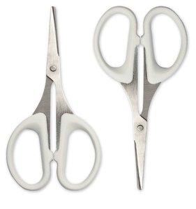 Set tijeras de precisión