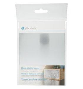 Hojas de aluminio para grabado Silhouette