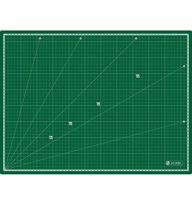 Base de corte Talens 60x45 cm verde
