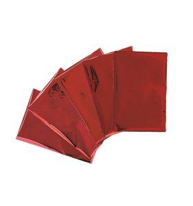 Heatwave Foil Red