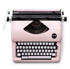 Máquina de escribir Typecast Rosa