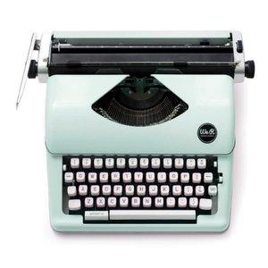 Máquina de escribir Typecast Mint