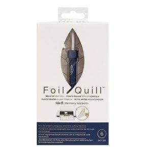 Foil Quill punta gruesa WRMK