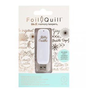 Pen Drive Diseños Foil Quill Kelly Creates
