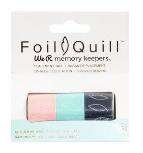 Set de 3 Washi Tapes Foil Quill