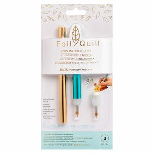 Kit 2 puntas Freestyle para Foil Quill sin cables