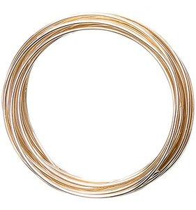 We R alambre aluminio Gold 5,49 m