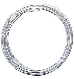 We R alambre aluminio Silver 5,49 m