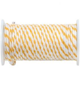 Baker's Twine con alambre para Happy Jig Yellow